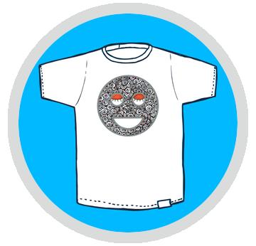Entreprises événement caritatif action humanitaire T-Shirt publicitaire concours dessin T-Shirt personnalisé