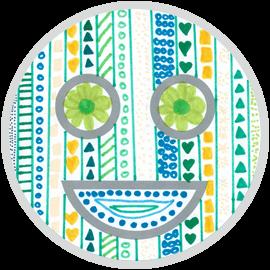 Concours dessin enfant T-Shirt Bio action humanitaire coloriage enfant Smilou
