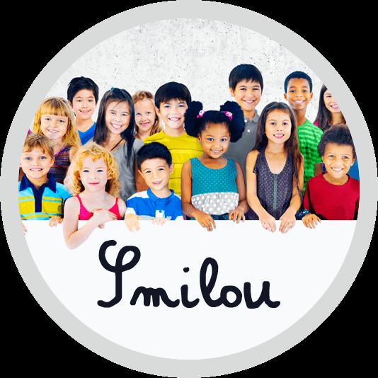Smilou concours dessin école Unicef t-shirt